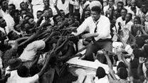Muhammad Ali's love affair with Africa