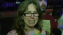 Mãe relata desespero em busca por filho após tiroteio em boate gay de Orlando