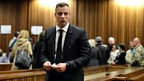 Why is Oscar Pistorius back in court?