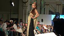 Pakistan's first supermodel
