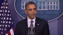 Obama's mass shooting speeches