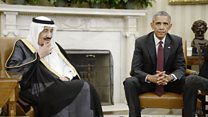 US & Saudi Arabia: A rattled relationship