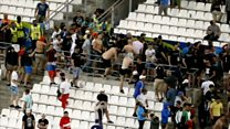 Fears of more clashes between England and Russia fans
