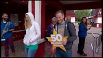 50 millionth visitor for Drayton Manor