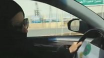Saudi women vow to defy driving ban