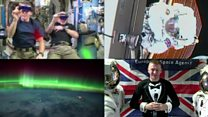 Tim Peake's video highlights