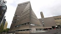 New Tate Modern building unveiled
