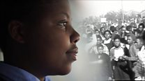The students who changed South Africa