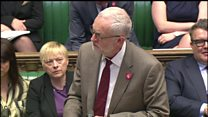 Corbyn refuses to back 'post-Brexit austerity Budget'