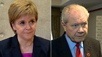 Sillars accuses Sturgeon of 'Tory scare tactics'