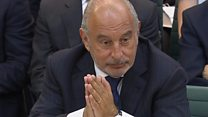 Ex-BHS boss has tough day in front of MPs