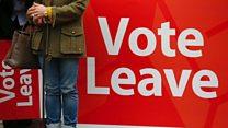EU referendum: Who are the Leave campaign?