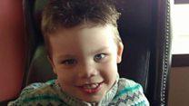Toddler killed by alligator