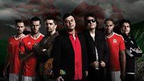 Manics' Wales anthem 'took 20 years'