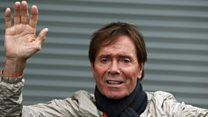 No charges for Sir Cliff Richard