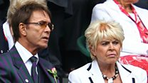 Hunniford: It's taken a terrible toll on Sir Cliff