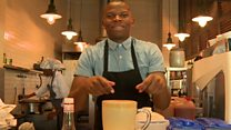 Africa's champion coffee maker prefers tea