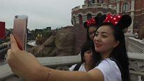 Así es el nuevo parque de Disney en China