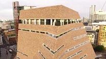 La nueva extensión del museo de arte moderno TATE en Londres