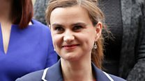 Jo Cox hailed as 'truly special woman'
