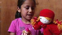 Rouaa's doll