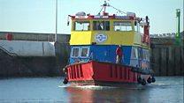 Brixham Express ferry passengers cost £170 each