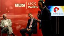 Watch: EU Referendum Debate in Wrexham