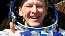 Peake: 'Best ride I've been on ever'