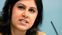 Baroness Warsi explains decision to 'leave Leave'