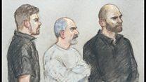英議員殺害の容疑者、法廷で名前を聞かれ……