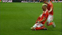 Rwsia 0-3 Cymru: Uchafbwyntiau