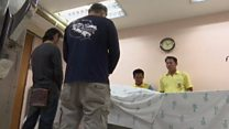 Morgue lessons for drunk drivers