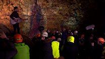Islândia faz festival de música dentro de vulcão