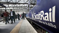 Rail strike 'not about who opens doors'