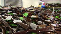 Airguns amnesty nets 12,500 weapons