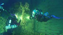 BBC explora o navio 'irmão' do Titanic, afundado em 1916