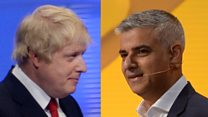 London mayors clash over immigration