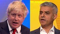 EU残留か離脱か大討論 新旧ロンドン市長対決も