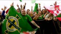 Euro 2016: Northern Ireland are through