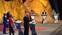 EU referendum: BBC debate highlights