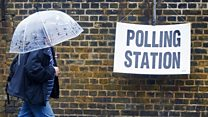 How polling day played out across UK