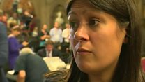 Labour MP for Wigan Lisa Nandy extremely concerned