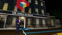 How votes added up to a Leave victory