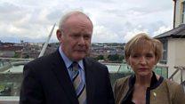 McGuinness: Case for border poll 'strengthened'