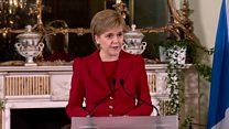 Scottish referendum 'on the table'