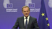 EC president says UK vote is 'historic'