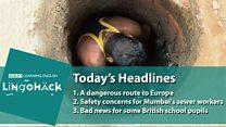 Limpar esgotos na Índia: o trabalho mais perigoso do mundo?