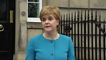 Sturgeon to 'protect' Scotland's interests