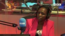 Agnes Karibata avuga ku kibazo cy'inzara mu Rwanda