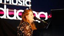 Frances (BBC Introducing Surprise Set at Glastonbury 2016)